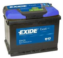 """Батарея аккумуляторная """"Excell"""", 12в 62а/ч"""