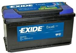 """Батарея аккумуляторная """"Excell"""", 12в 95а/ч"""