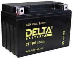 Батарея аккумуляторная, 12В 9А/ч