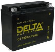 Батарея аккумуляторная, 12В 20А/ч