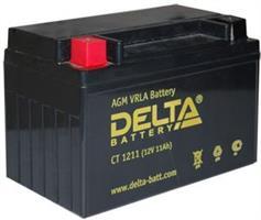 Батарея аккумуляторная, 12В 11А/ч