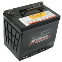 """Батарея аккумуляторная """"Delkor"""", 12В 65А/ч"""