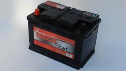 Батарея аккумуляторная, 12В 75А/ч