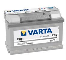 "Батарея аккумуляторная ""Silver Dynamic"", 12в 74а/ч"