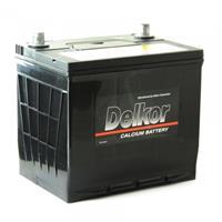 """Батарея аккумуляторная """"Delkor"""", 12В 60А/ч"""