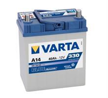 """Батарея аккумуляторная """"Blue Dynamic"""", 12в 40а/ч"""