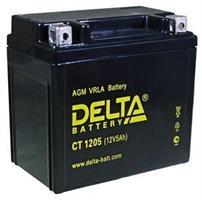 Батарея аккумуляторная, 12В 5А/ч