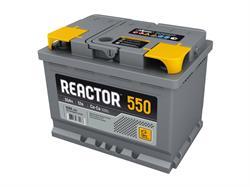 """Батарея аккумуляторная """"Reactor"""", 12В 55А/ч"""