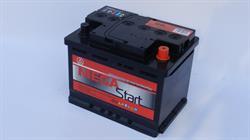Батарея аккумуляторная, 12В 55А/ч